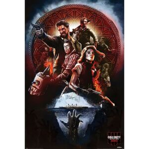 Call of Duty: Black Ops 4 - Zombies Poster, (61 x 91,5 cm)