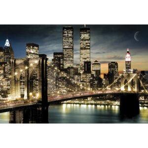 Manhattan - lights Poster, (91,5 x 61 cm)