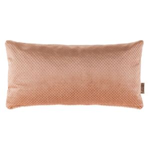 Perna roz din catifea 30x60 cm Spencer Old Pink Dutchbone