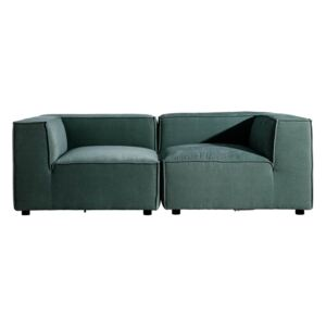 Canapea modulara 240 cm Green Sectional Sofa