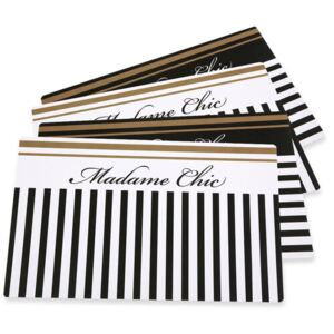 Suport farfurie Altom Madame Chic, 28 x 43 cm, set 4 buc