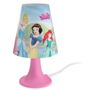 Philips 71795/28/16 - Lampa copii DISNEY PRINCESS LED/2,3W/230V