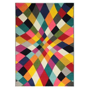 Covor Flair Rugs Spectrum Rhumba Multi, 80 x 150 cm