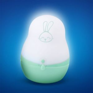 Lampa de veghe Pabobo Super Nomade Rabbit cu LED