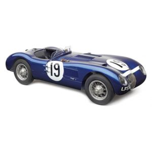 Macheta 1:18 Jaguar C-Type 1954 editie limitata