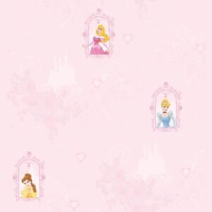 Rola tapet 10 X 0,52 m Princess FairyDream TA71699