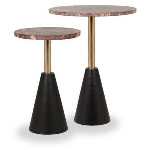 Set 2 mese laterale Ethan Side Tables