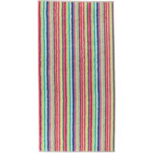Prosop baie Cawo Viva Stripes 50x100cm, 23 multicolor