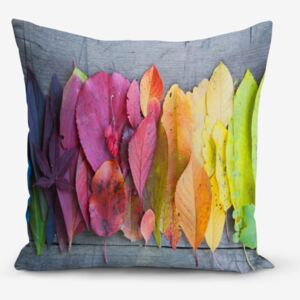 Față de pernă din amestec de bumbac Minimalist Cushion Covers Abstract, 45 x 45 cm
