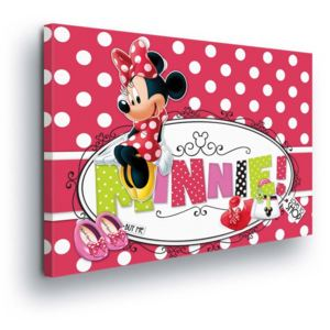 GLIX Tablou - Spotted Disney Minnie Mouse III 100x75 cm