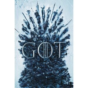 Game Of Thrones - Throne Of The Dead Poster, (61 x 91,5 cm)
