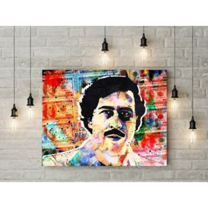 Tablou canvas Pablo Escobar