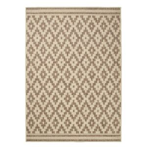 Covor Think Rugs Cottage 160 x 230 cm, maro