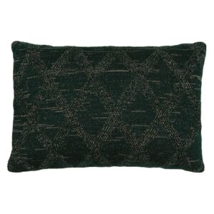 Perna decorativa dreptunghiulara verde din fibre acrilice 40x60 cm Starlight LifeStyle Home Collection