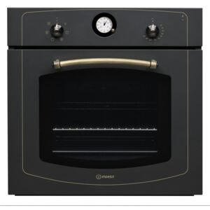 Cuptor incorporabil Indesit IFVR 500 AN, Electric, Multifunctional, 60 l, Grill, Antracit