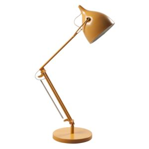 Lampa de birou Reader Matt Yellow