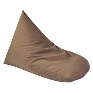 Puf bean bag beige