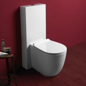 Vas WC Simas - Vignoni Back to wall WC with close coupled cistern