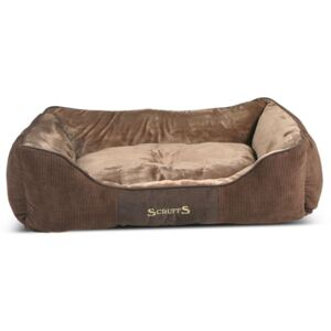 Scruffs & Tramps Pat animale companie Chester, XL, 90x70 cm, maro 1169