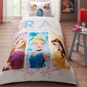 Lenjerie de pat TAC Princess Dream Disney LTC6