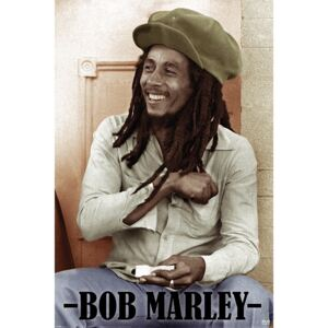 Poster Bob Marley - Rolling Papers, (61 x 91.5 cm)
