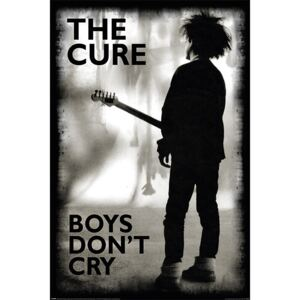 Poster The Cure - Boys Don't Cry, (61 x 91.5 cm)