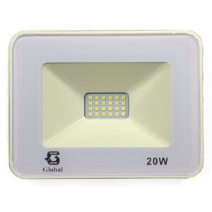 Reflector LED cu senzor de mișcare de 20 W (FL-APPLE-10WMW-1)