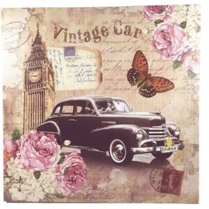 Tablou Canvas VINTAGE CAR