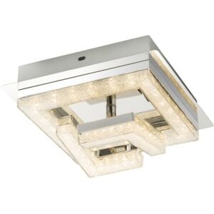 Plafoniera LED 9W crom-cristal Renly Globo Lighting 49003-9