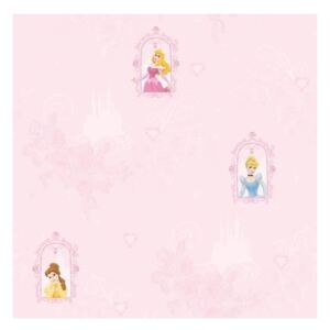Decofun - Rola tapet 10 x 0,52 m Princess FairyDream