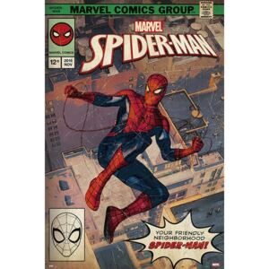 Spider-Man - Comic Front Poster, (61 x 91,5 cm)