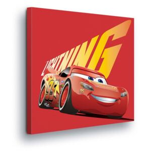 GLIX Tablou - Disney MacQueen Cars III 40x40 cm