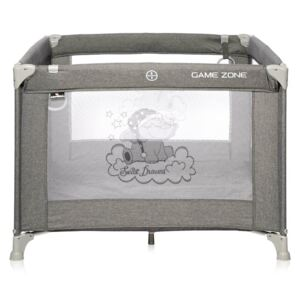 Lorelli - Tarc de joaca GAME ZONE, Grey Luxe