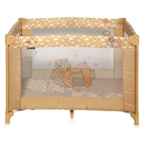 Lorelli - Tarc de joaca Play, Beige Cute Clouds