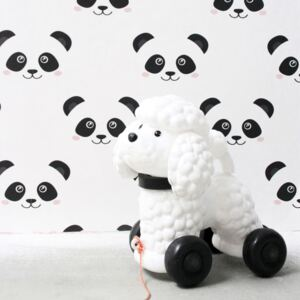 Fabulous World Tapet Panda, alb, 67100 67100