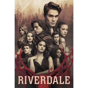 Riverdale - Let the Game Begin Poster, (61 x 91,5 cm)
