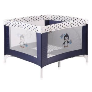 Lorelli - Tarc de joaca, Play Station, Blue and White Penguin