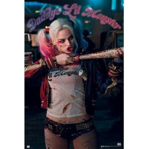 Poster Suicide Squad - Harley Quinn, (61 x 91.5 cm)