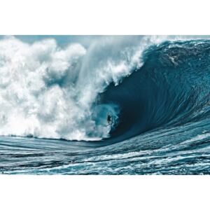 The Big Wave Poster, (91,5 x 61 cm)