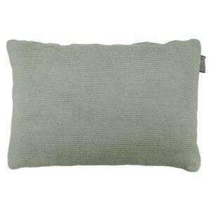 Perna decorativa dreptunghiulara verde deschis din bumbac 40x60 cm Kaelen LifeStyle Home Collection