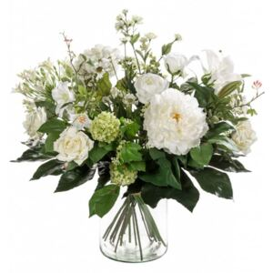 Emerald Buchet de flori artificiale White Dream 700036