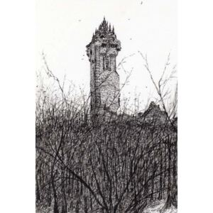 Wallace monument, 2007, Reproducere, Vincent Alexander Booth
