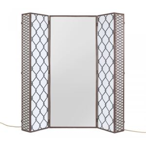 Oglinda verticala LED 175 cm Lighting Trunk Seletti
