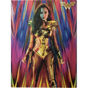 Tablou Canvas Wonder Woman 1984 - Neon Static, ( x cm)