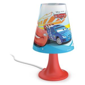 Philips 71795/32/16 - Lampa copii DISNEY CARS LED/2,3W/230V