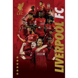 Liverpool FC - Players 2019-20 Poster, (61 x 91,5 cm)