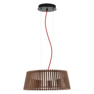 Eglo 94017 - LED Lampa suspendata ROVERATO LED/18W/230V