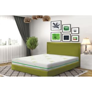 Saltea Green Future COOL Aloe Vera Memory, 80x200 cm