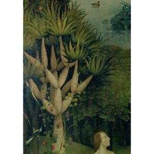 The Garden of Earthly Delights, 1490-1500 Reproducere, Hieronymus Bosch
