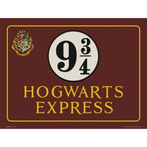 Harry Potter - Hogwarts Express Reproducere, (40 x 30 cm)